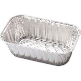 DPI DPK500030, Aluminum Loaf Pan, Silver, 500/Carton