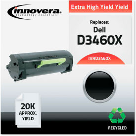 Innovera® D3460X Compatible Reman 3319808 Extra High-Yield Toner, 20000 Page-Yield, Black