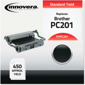 Innovera® PC201 Compatible, Remanufactured, PC201 Thermal Transfer, 450 Page-Yield, Black
