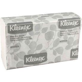 Kleenex® Multi-Fold Paper Towels, 9-1/4 x 9-1/2, White, 150/Pack, 8 Packs/Case - KIM02046