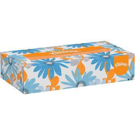 Kleenex® Facial Tissue, 125 Tissues/Box, 12 Boxes/Case - KIM03076