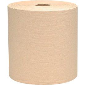 Scott® Nonperforated Paper Towel Rolls, 8 x 800', Natural, 12 Rolls/Case - KIM04142