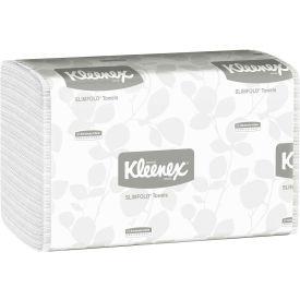 Kleenex® Slim Fold Hand Towels, White, 90/Pack, 24 Packs/Case - KIM04442