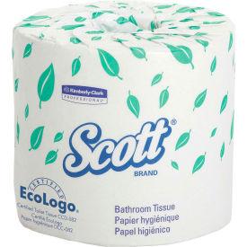 Scott® Embossed Premium Bathroom Tissue, 550 Sheets/Roll, 20 Rolls/Case - KIM13607