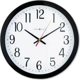 "Howard Miller® Gallery Wall Clock, 16"", Black"