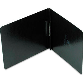 """Oxford PressGuard Coated Report Cover, Prong Clip, Letter, 2"""" Capacity, Black by"""