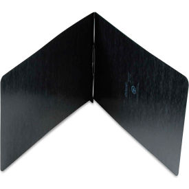 """Oxford Pressboard Report Cover, Prong Clip, Legal, 2"""" Capacity, Black by"""