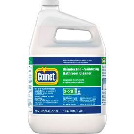 Comet® Disinfectant Bath Cleaner, Gallon Bottle 3/Case - PAG22570CT