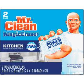 Mr. Clean® Magic Eraser Kitchen Scrubber, 2 Pads/Box 24 Boxes/Case - PGC47546CT