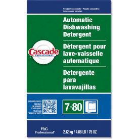 Cascade® Automatic Dishwasher Powder Fresh Scent, 75oz Box 1/Case - PGC59535