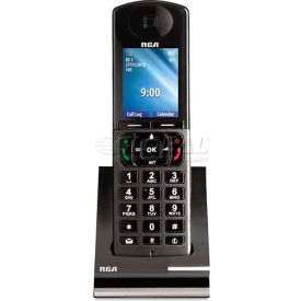 RCA IP060S Six-Line Accessory Handset, For Use with IP160S Cordless VoIP Phone