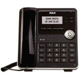 RCA IP110S ViSYS Business Class VoIP Corded Two-Line Phone and Service