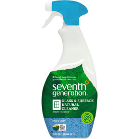 Seventh Generation Free & Clear Natural Glass/Surface Cleaner 32oz. - SEV22713EA