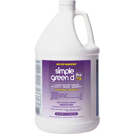 Simple Green® d Pro 5® One-Step Germicidal Cleaner and Deodorant, 1 Gal, 4/Cs - 30501