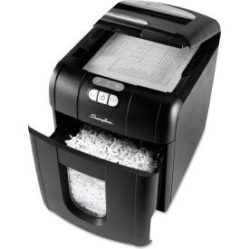 Swingline® Stack-and-Shred 100XL Super Cross-Cut Shredder Bundle, 100 Sheet Capacity