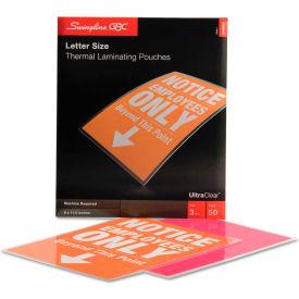 Swingline™ GBC® Laminating Pouches, 3 mil, 9 x 11 1/2, 50/Box