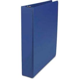 "Universal One D-Ring Binder, 1-1/2"" Capacity, 8-1/2 x 11, Royal Blue"