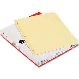 Universal Economy Tab Dividers, 8-Tab, Letter, Buff, 24 Sets/Box
