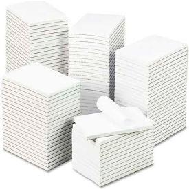 Universal® Bulk Scratch Pads, Unruled, 4 x 6, White, 100-Sheet Pads, 120 Pads/Carton