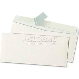 Universal One® Peel Seal Strip Business Envelope, #9, White, 500/Box