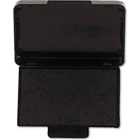 U. S. Stamp & Sign® T5440 Dater Replacement Ink Pad, 1 1/8 x 2, Black