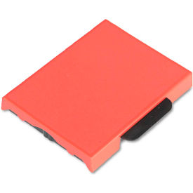 U. S. Stamp & Sign® T5470 Dater Replacement Ink Pad, 1 5/8 x 2 1/2, Red
