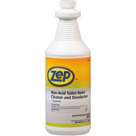 Zep® Commercial Non-Acid Deodorizing Toilet Bowl Cleaner - Quart, 12 Bottles/Case - 1041410