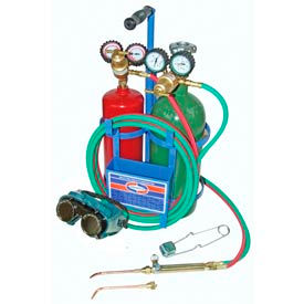 Uniweld® KC100C - Centurion® Outfit for Welding and Brazing (w/ Carrying Stand)