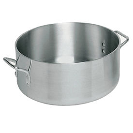 28 Quart Heavy Weight Aluminum Brazier