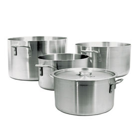 34 Quart Aluminum Sauce Pot