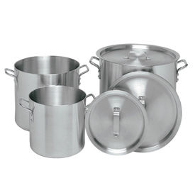 Heavy 10 Quart Aluminum Stock Pot