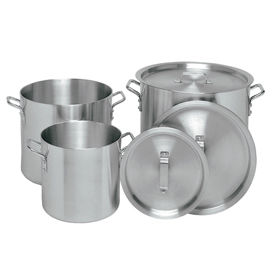 Heavy 16 Quart Aluminum Stock Pot