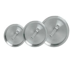 Aluminum Stock Pot Covers - Fits 100 Qt. Stock Pot - Pkg Qty 6
