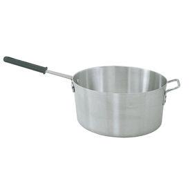 10 Quart Aluminum Sauce Pan - Pkg Qty 6