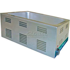 Update International Electric Food Warmer, 20 Qt., 120V, 120W, EFW-20