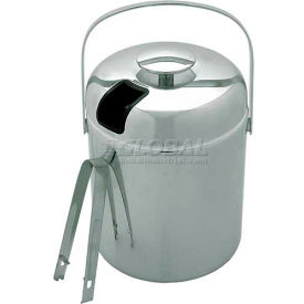 Update International Ice Bucket W/Tong, IB-130C Package Count 12 by