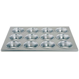 12 Capacity Muffin/Cup Cake Pan - Pkg Qty 12