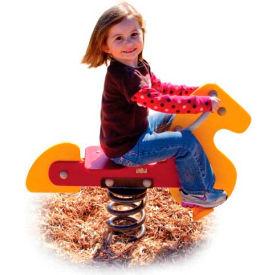 Playground Horse Spring Rider