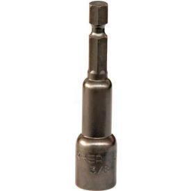 """Urrea Metric Heavy-Duty Magnetic Power Nut Driver, 10108X, 1/4"""" Drive, 8 mm..."""