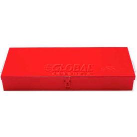 "URREA D7 Heavy Duty Metal Tool Box 24-5//8/""L X 9-5//8/""W X 9-5//8/""H 24 Sheet Gauge"