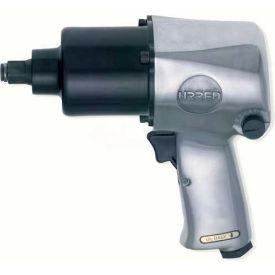 "Urrea Extra Heavy Duty Twin Hammer Pistol Grip Impact Wrench UP731, 1/2"" Drive, 7000 RPM"