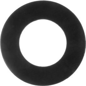 "Ring Neoprene Flange Gasket for 1-1/2"" Pipe-1/8"" Thick - Class 150"