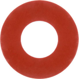 "Ring Silicone Flange Gasket for 1-1/2"" Pipe-1/16"" Thick - Class 150"