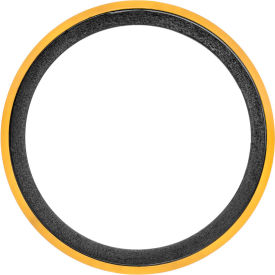 """Spiral Wound Flange Gasket with Graphite Filler for 1-1/2"""" Pipe-1/8""""T-Class 300 - Pkg Qty 3"""