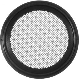 """FDA EPDM Sanitary Gasket with Screen For 1"""" Tube - 20 Mesh"""