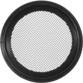 """FDA EPDM Sanitary Gasket with Screen For 2"""" Tube - 20 Mesh"""