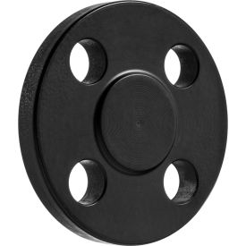 """Carbon Steel 150 Blind Caps Pipe Flange 4"""" Pipe Size"""