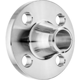 """304 SS 150 Butt Weld Pipe Flange 6"""" Pipe Size"""