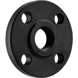 """Carbon Steel 150 Threaded Pipe Flange 6"""" Pipe Size"""