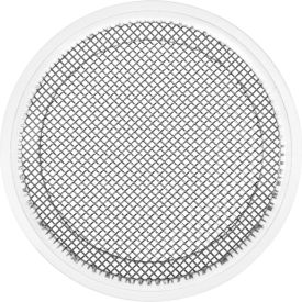 "FDA Silicone Sanitary Gasket with Screen For 1.5"" Tube - 100 mesh"